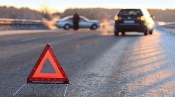 В Хмельницком неизвестный водитель сбил пешехода и скрылся. Патрульные ищут свидетелей ДТП