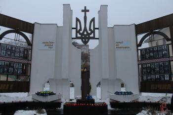В Хмельницком просили у Бога мира