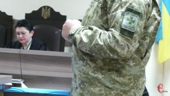 В Хмельницком судят подполковника пограничной службы за вождение в нетрезвом состоянии
