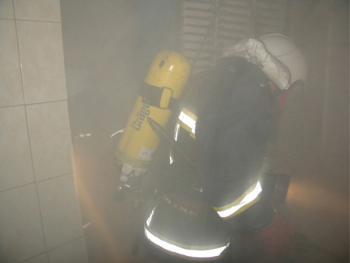 В Хмельницком загорелась девятиэтажка