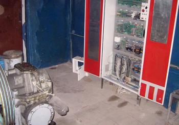 В Каменке поймали злоумышленников, которые воровали детали от лифтов