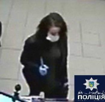 В Каменке задержали девушку, которая с ножом напала на работников кредитного союза