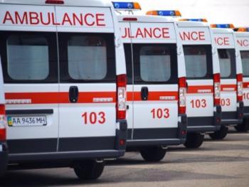 В Красиловском районе 2-летний мальчик выстрелил себе в глаз