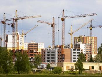 В Красноярском крае начали строить служебное жильё