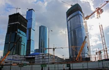 В Москве вдвое вырос объем выданных разрешений на строительство