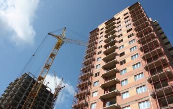 В России ввод жилья в январе вырос на 16%