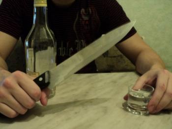 В Славутском районе пьяное застолье закончилось смертью