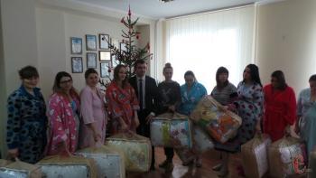 В первые сутки нового года в Хмельницком родилось четверо мальчиков и шесть девочек