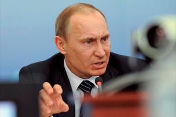 Владимир Путин жестко отчитал Минстрой и Минстранс
