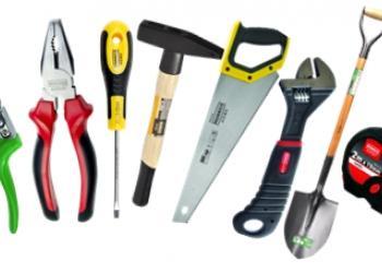 Купить инструменты для работы по дому или же профессиональной деятельности лучше в специализированном магазине