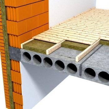 Утепление стен изнутри пенополистиролом: полезное тепло