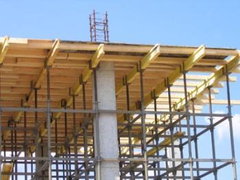 Аренда опалубки перекрытий для строительства