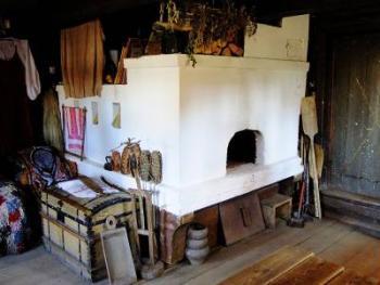 Роль печи в традиционном русском жилище
