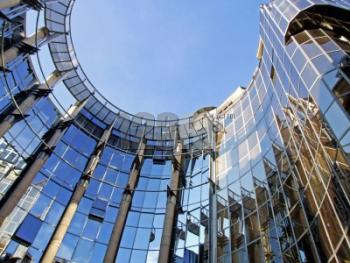 Использование стекла в современной архитектуре
