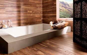 Керамическая плитка: преимущества строительного материала