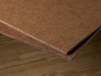 Твердые древесноволокнистые плиты (ДВП)