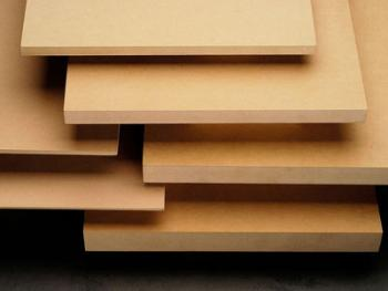 Древесноволокнистые плиты средней твердости или средней плотности (МДФ)