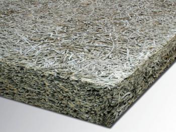 Фибролит или плиты из древесной шерсти
