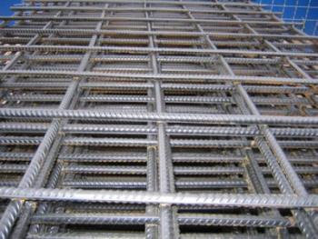 Использование сеток в строительстве