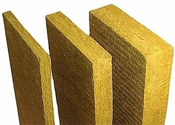 Каменная вата: сфера использования и особенности материала