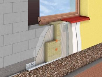 Лучшие варианты утепления дома из керамзитобетонных блоков