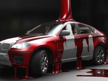 Автомобильная краска в баллончиках: преимущества и особенности