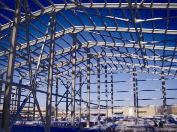Виды металлоконструкций и их применение