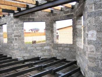 Строим дом из арболита