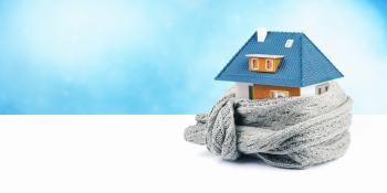 Утепление загородного дома