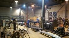Цех по производству металлоконструкций запустит весной резидент ТОР в Еврейской АО
