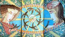 Хмельничан приглашают на выставку уникальных украшений и живописи