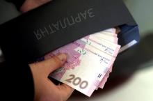 На Хмельнитчине 125 предпринимателей выплачивали зарплату с нарушениями