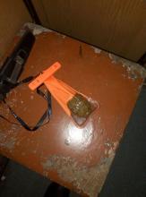 На железнодорожном вокзале в Хмельницого обнаружили мужчину с гранатой