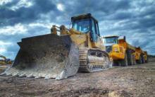 Продажи строительной техники выросли на 40%