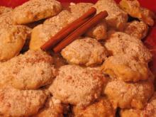 Яблочное печенье с корицей ко Дню Св. Николая