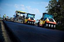 За три года в дорожную инфраструктуру РФ вложат 323 млрд рублей