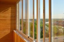 Остекление балкона и лоджии