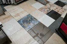 Керамическая плитка и ее применение