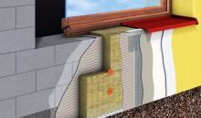 Эффективные способы утепления фасадов