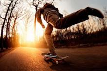 Плюсы катания в специализированных скейт-парках