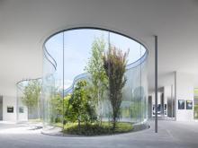 Взаимоотношение архитектуры с природой