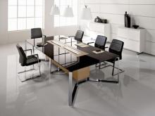 Интерьер комнаты для совещаний: выбираем мебель