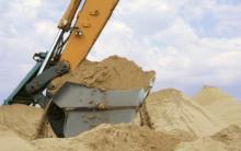 Строительный песок: советы по выбору материала