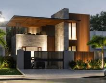 Виды современных домов и материалов для их строительства