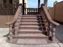 Гранитные ступени, лестницы и подоконники