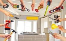 Проведение ремонта во вторичном жилье