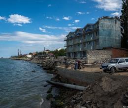 В Дагестане будут сносить весь самострой