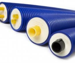 Предизолированные трубы и их использование в отопительной системе