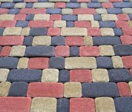 Тротуарная плитка для дачи