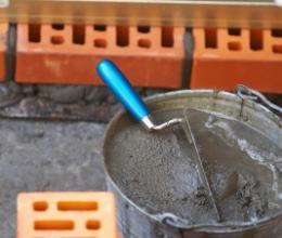 Цементные растворы: виды и область применения